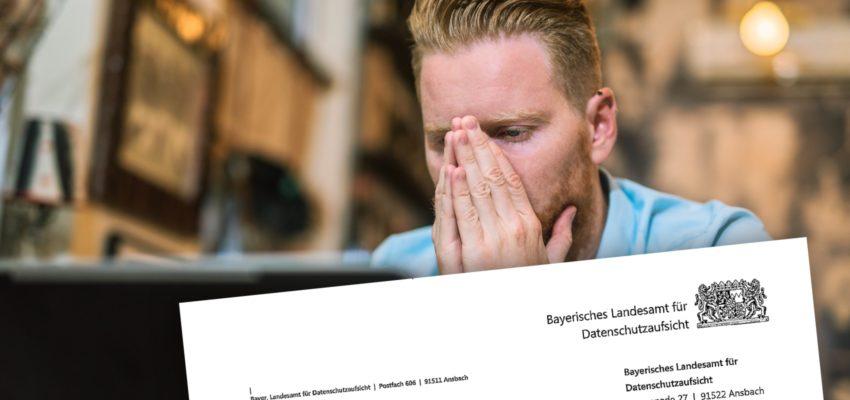 Datenschutzbeschwerde wegen fehlender HTTPS-Verschlüsselung